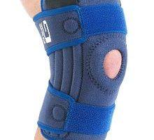 Rodillera para lesión de ligamentos