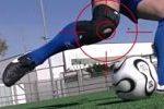 Rodillera para futbol